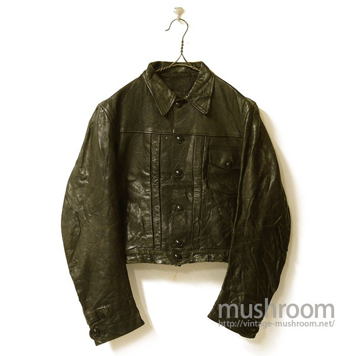 HERCULES LEATHER SPORTS JACKET