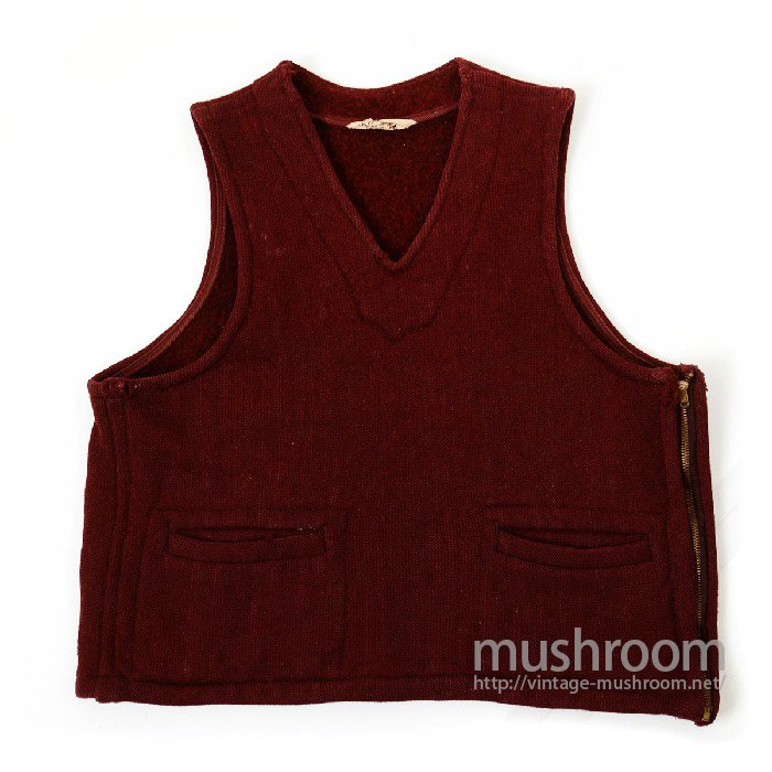 BROWN'S BEACH HUSKIE VEST