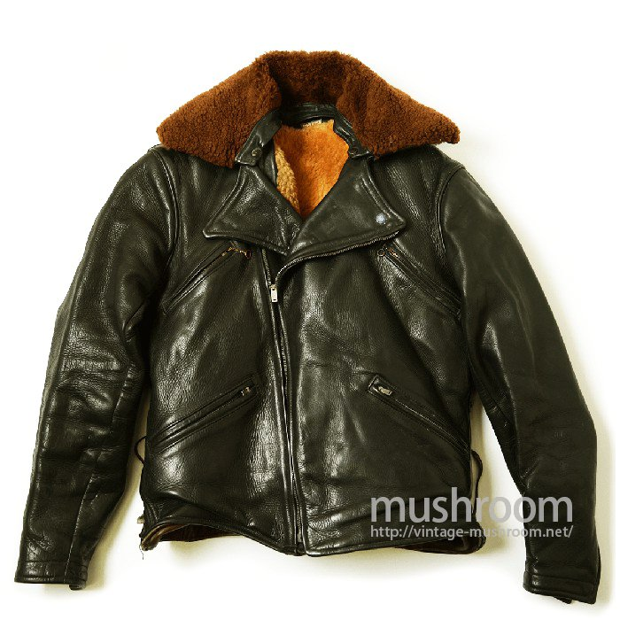 Peter's Horsehide Leather Sports Jacket