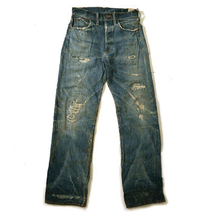 Lee 101B COWBOY JEANS With BUCKLEBACK
