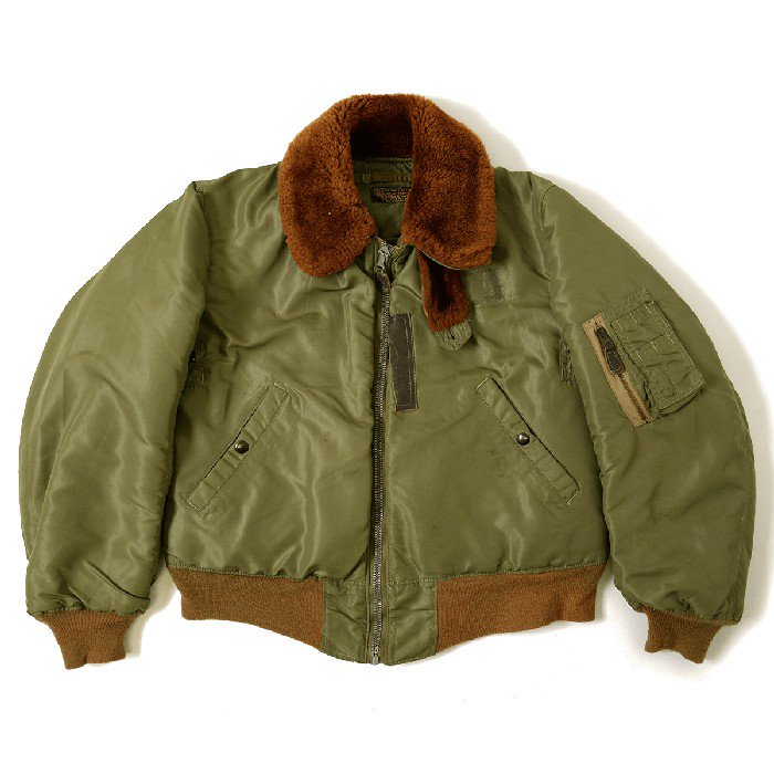 B-15C FLIGHT JACKET