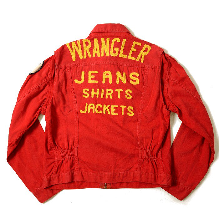 Wrangler 12MJZ CHAMPION JACKET