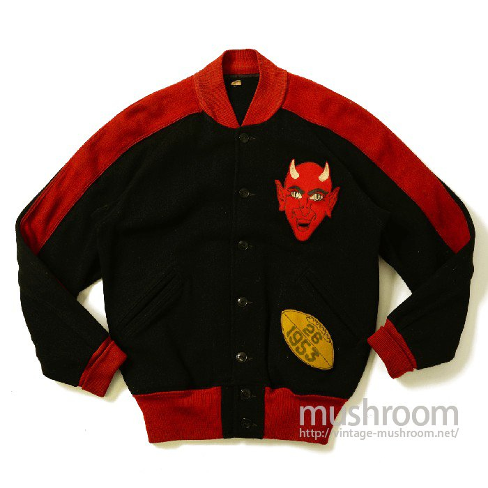 OLD LETTERMAN WOOL AWARD JACKET