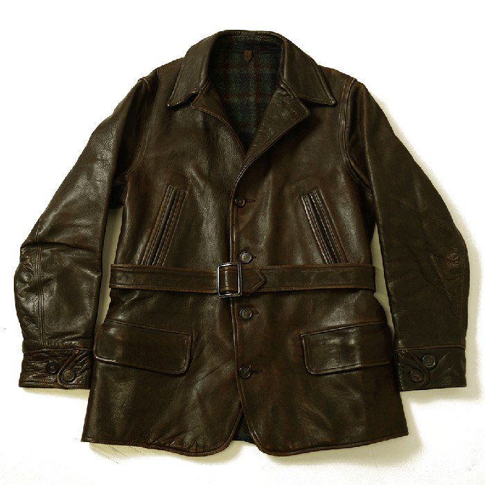 ALBERT RICHARD SINGLE CAR COAT