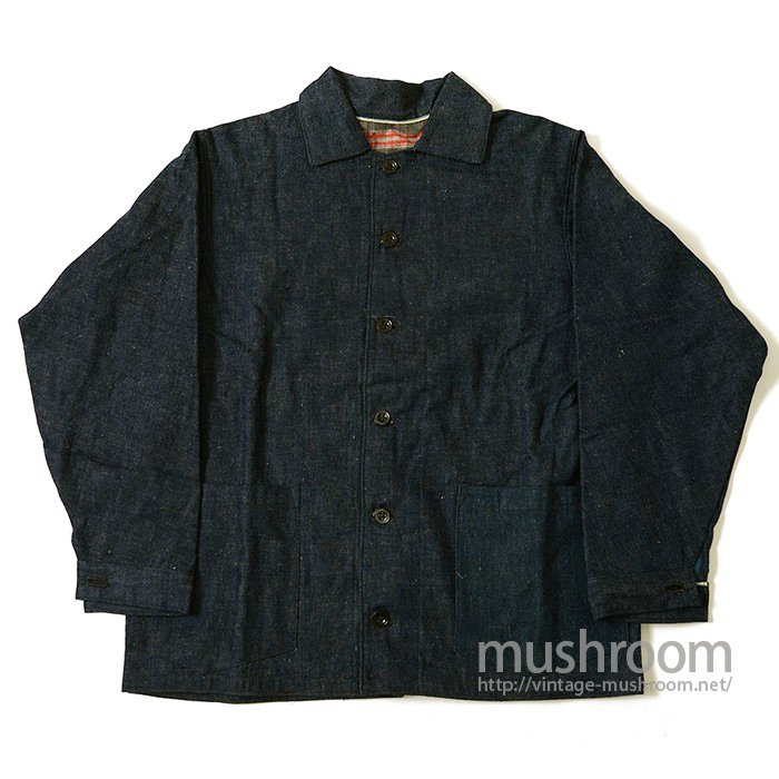 PRISONER DENIM COVERALL(DEADSTOCK)