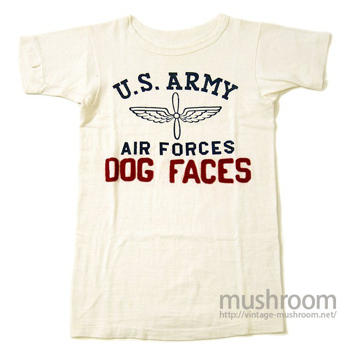 U.S.ARMY AIR FORCE T-SHIRT(DEADSTOCK)