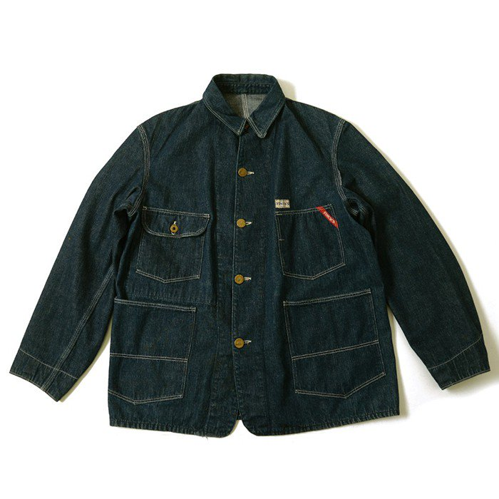 FINCK'S DENIM COVERALL