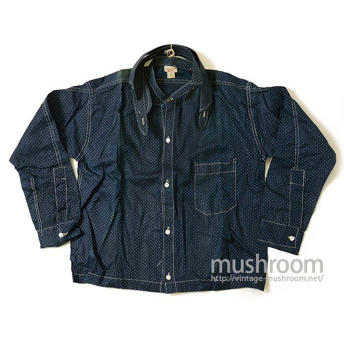 Marcbrei Railroad Work Shirt(Deadstock)