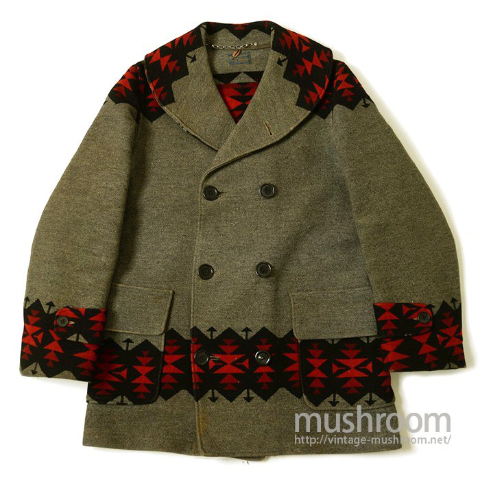 PENDLETON NATIVE BLANKET COAT