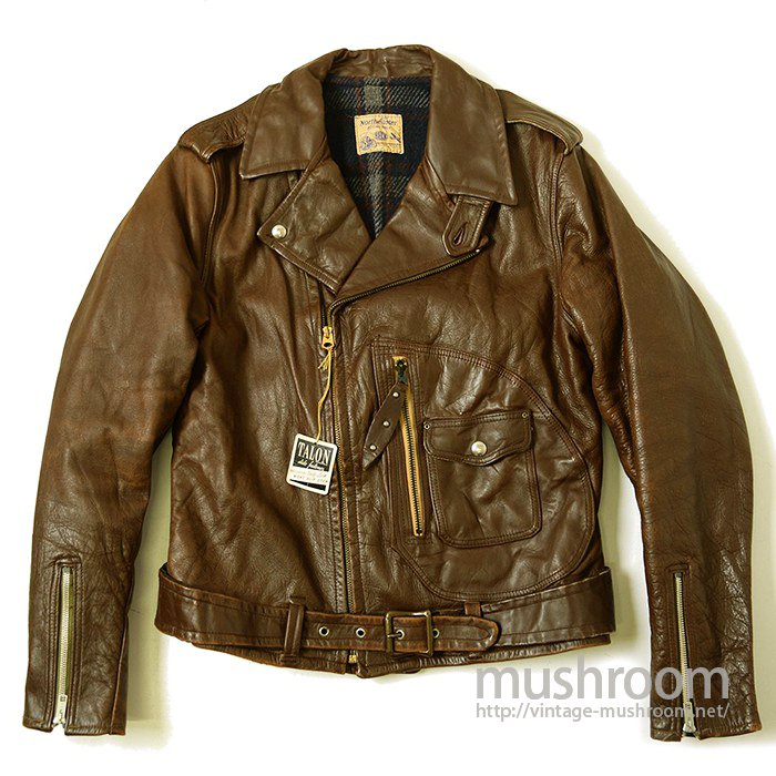 BECK 333 M/C LEATHER JACKET
