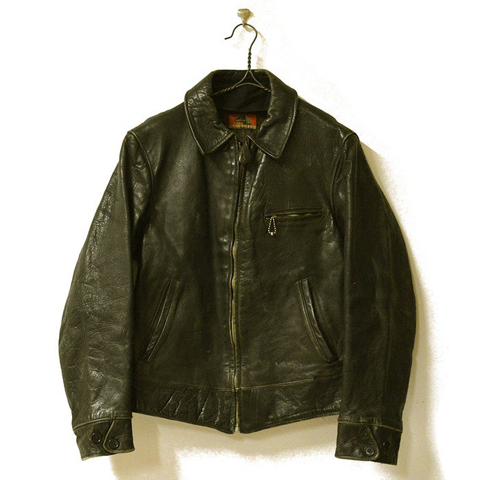HERCULES HORSEHIDE LEATHER SPORTS JACKET