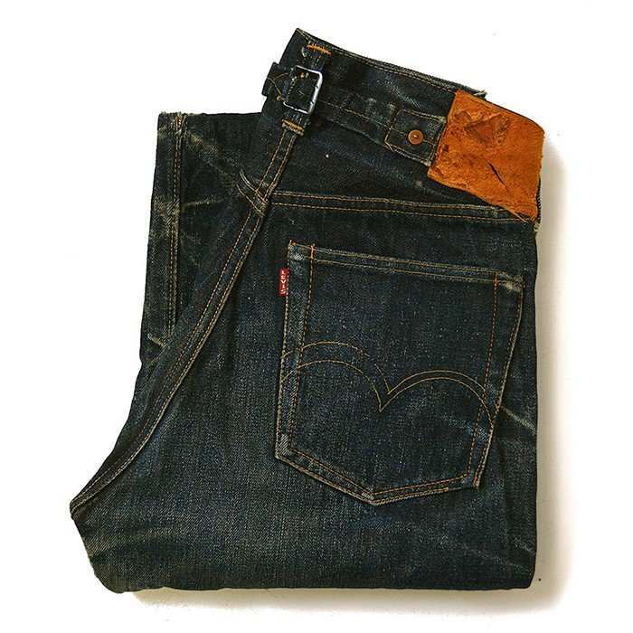 LEVIS 503BXX JEANS With BUCKLE BACK