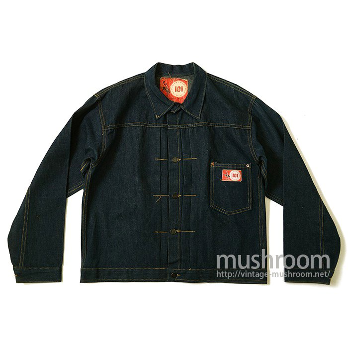 MONTGOMERY WARD 101 DENIM JACKET(DEADSTOCK)