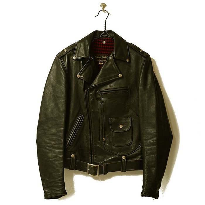 Buco J-21L M/C LEATHER JACKET(SUPER MINT)