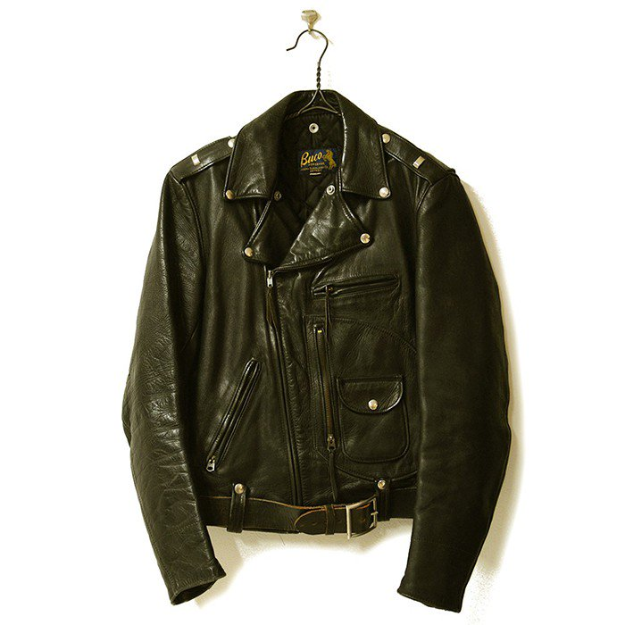 Buco J-24 M/C LEATHER JACKET(SUPER MINT)