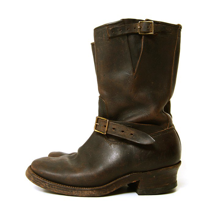 KNAPP HORSEHIDE ENGINEER BOOTS