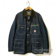ANVIL BRAND DENIM COVERALL With CHIN STRAP