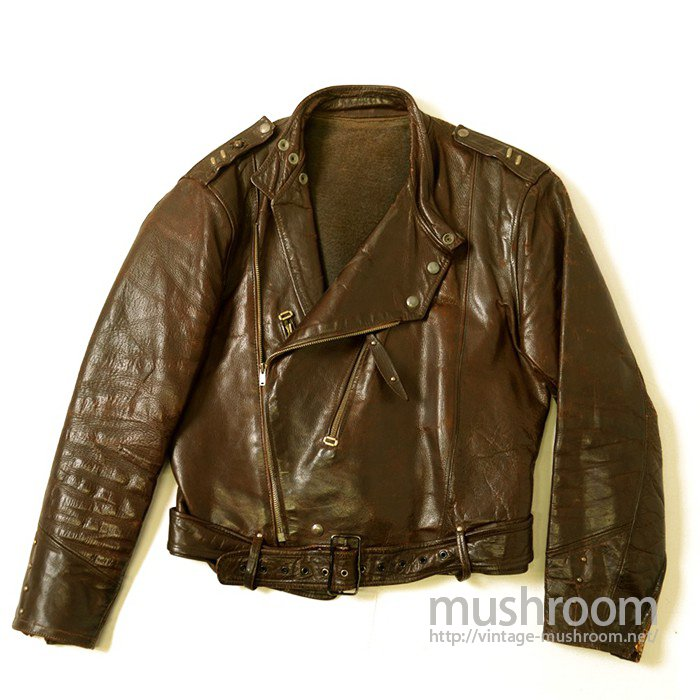 Leathertogs Aviator Style Leather Jacket