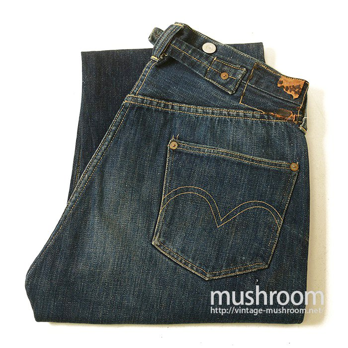 LEVIS 501XX JEANS With BUCKLEBACK