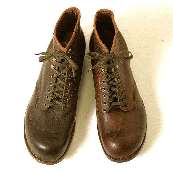 CHIPPEWA GARDTOE WORK BOOTS(DEADSTOCK)