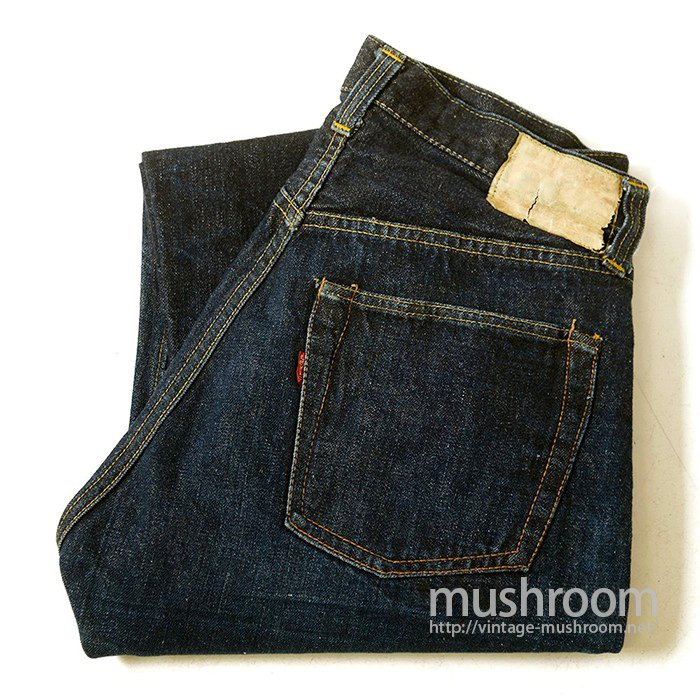 WW2 LEVIS S501XX JEANS With PAPER PATCH