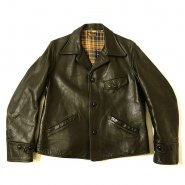 OLD HORSEHIDE LEATHER SPORTS JACKET