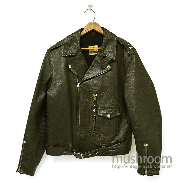 BECK Northeaster 333 M/C Leather Jacket