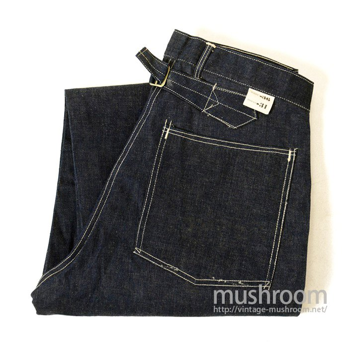 U.S.ARMY DENIM TROUSER With BUCKLEBACK( DEADSTOCK )