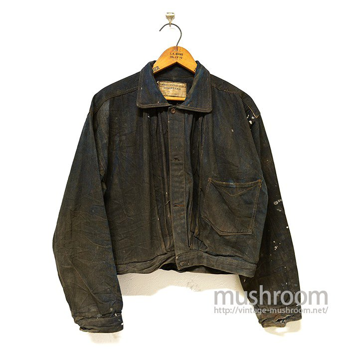 STANDARD ONE POCKET DENIM JACKET