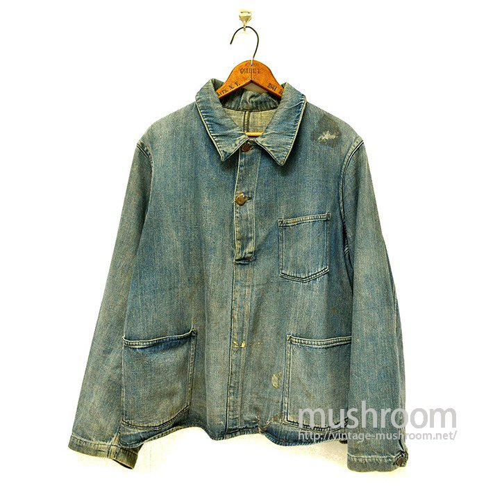 WW1 U.S.ARMY DENIM JACKET( MADE By SWEET-ORR )