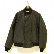 U.S.NAVY DECK JACKET( NON-WASHED )