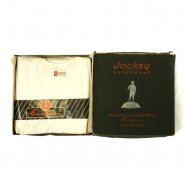 JOCKY UNDERWEAR T-SHIRT( 6PCS/DEADSTOCK )
