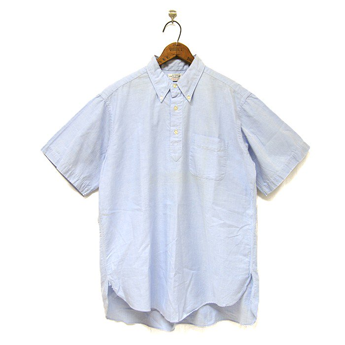 Gant OXFORD BD S/S SHIRT( ONE WASHED )