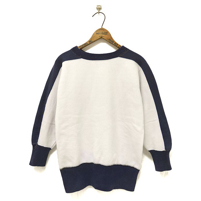 J.C.PENNEY TWO-TONE SWEAT SHIRT