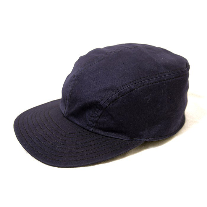 U.S.NAVY UTILITY COTTON CAP( NAVY BLUE )