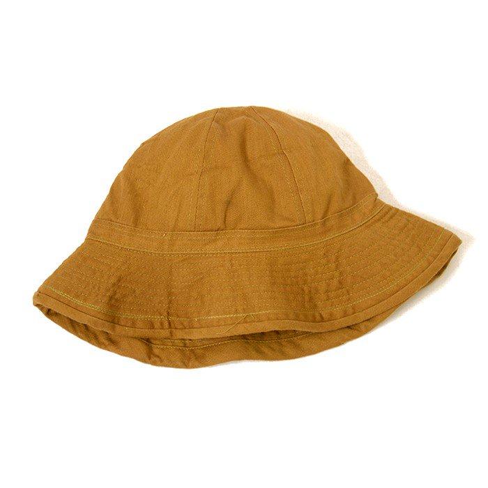 WW1 U.S.ARMY BROWN COTTON HAT( DEADSTOCK )