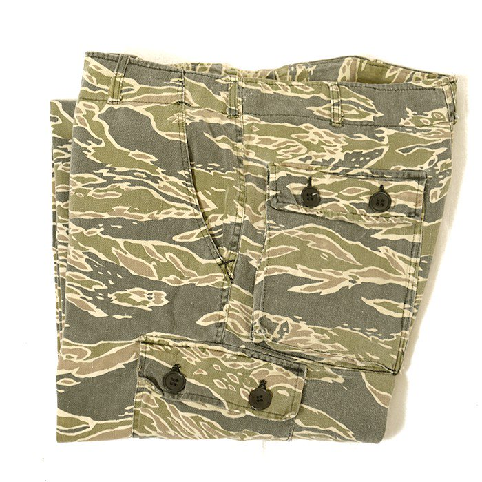 VIET-NAM WAR TIGER STRIPE PANTS
