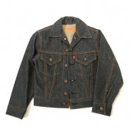 LEVIS 70805-0217 BIGE DENIM JACKET( DEADSTOCK )