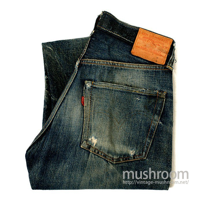 LEVIS S501XX JEANS( NICE HIGE )