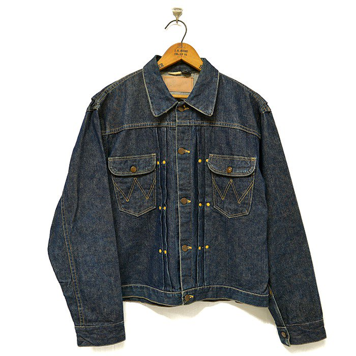 WRANGLER 111MJ DENIM JACKET