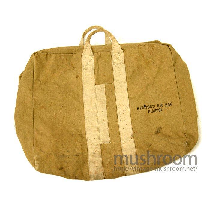 AVIATOR'S KIT BAG With TALON HOOKLESS ZIPPER