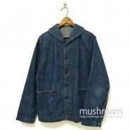 WW2 U.S.NAVY DENIM JACKET