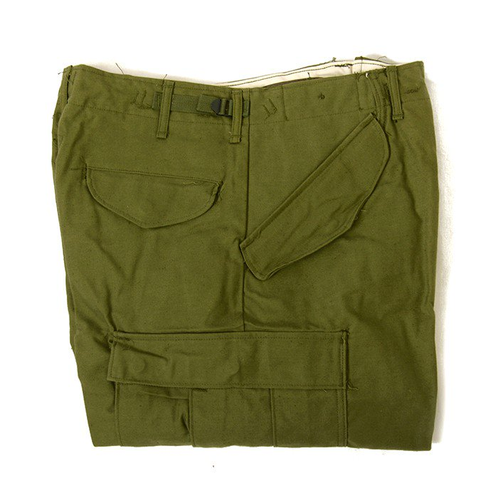 U.S.ARMY M-65 FIELD TROUSER( S-S/DEADSTOCK  )