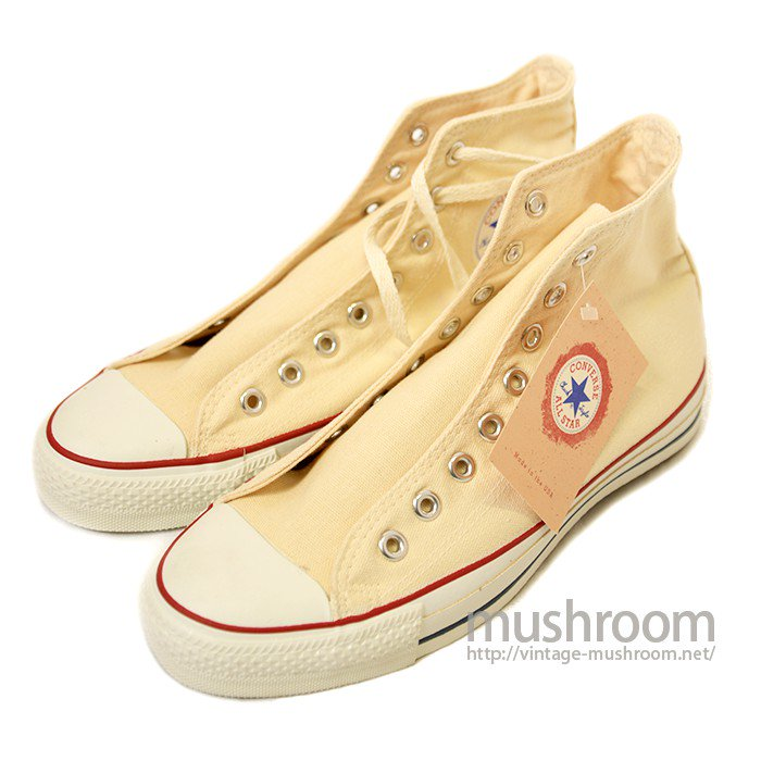 CONVERSE ALL-STAR HI CANVAS SHOE( DEADSTOCK )
