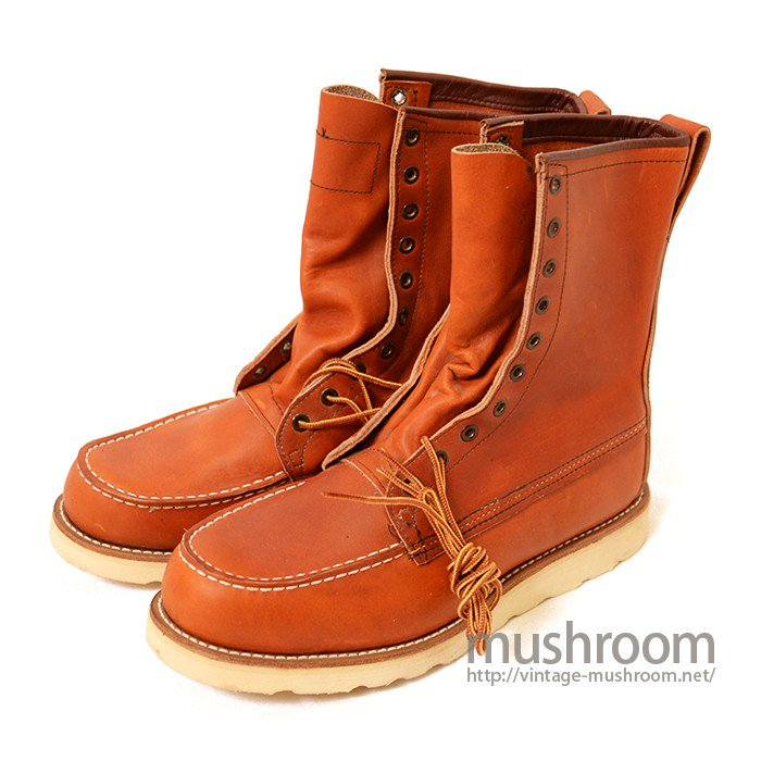 RED WING 877 IRISH SETTER BOOTS( DEADSTOCK )