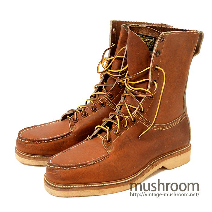 CHIPPEWA WORK BOOTS( DEADSTOCK )