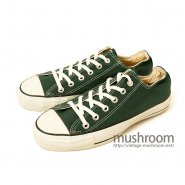 CONVERSE ALL-STAR LO CANVAS SHOES( US8/DEADSTOCK )