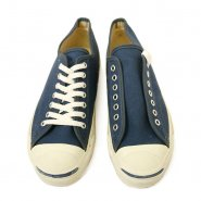 CONVERSE JACK PURCELL CANVAS SHOE( NAVY/DEADSTOCK )