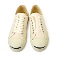 CONVERSE JACK PURCELL CANVAS SHOE( WHITE/DEADSTOCK )