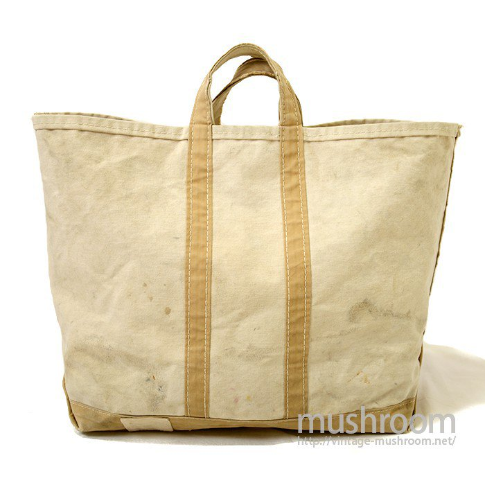 OLD CANVAS TOTE BAG( RARE COLOR )